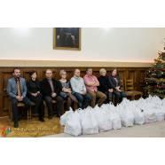 Városi Karácsony - CsomagOsztás