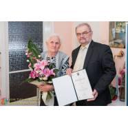 SzépKor - Vári Lászlóné 90 éves!