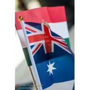 Dánfok - Ausztrál Nap