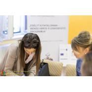 Fiatal Önkéntesek-Megbeszélés
