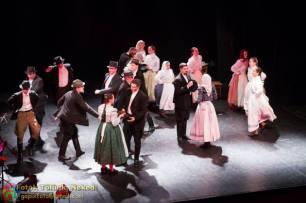 ÚjVidék - Szerbiában Táncolt a Belencéres