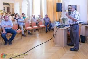 Tokaji Ferenc: ZarándokÚtjai - ElőAdás